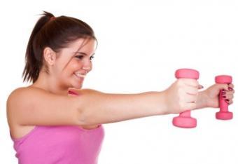 Cheerleading workout