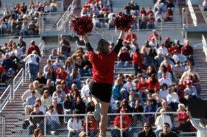 Everybody cheer!