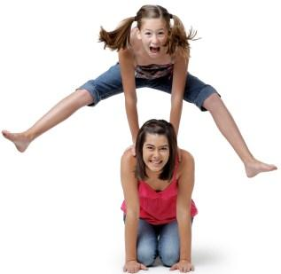 leapfrog cheerleaders