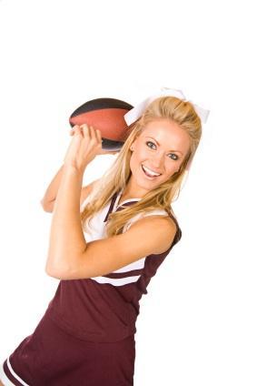 NFL Pro Bowl Cheerleaders