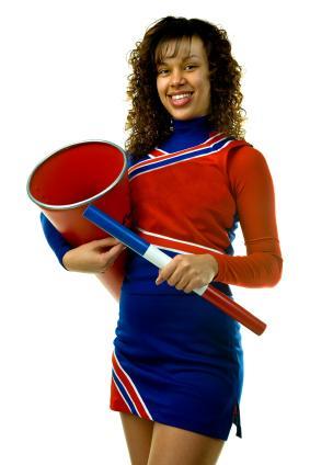Practice Cheer Uniforms