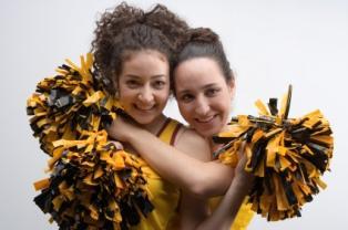 Cheerleading Team Building Games