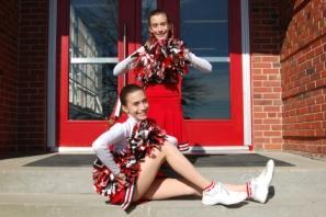 Cheerleading Backgrounds