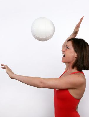 Volleyball Ace Cheers