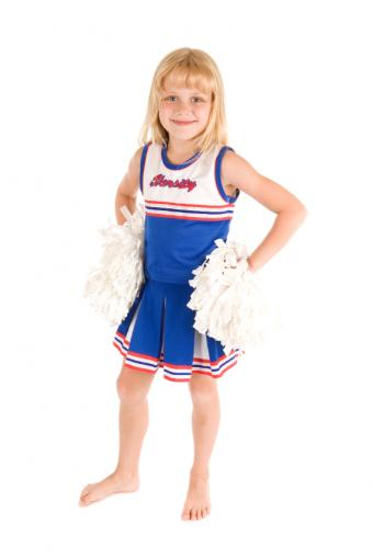 Cheers for Young Cheerleaders