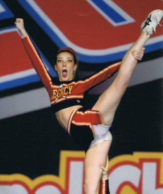 Pictures of Cheer Stunts
