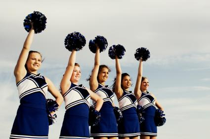 Cheer line