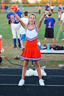 b4183bf5 Popular Cheers for Cheerleading | LoveToKnow