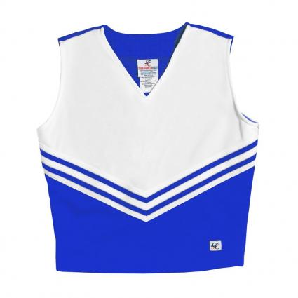 V-Neck Cheerleading Shell at Amazon.com