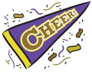 Cheerleader Clip Art 5