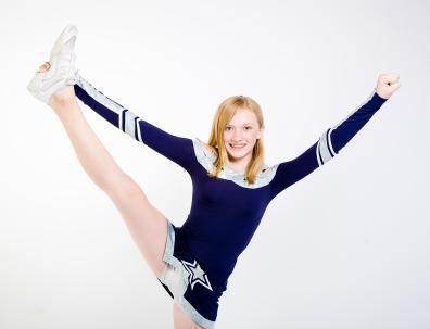 flexibility exercises for cheerleaders  lovetoknow