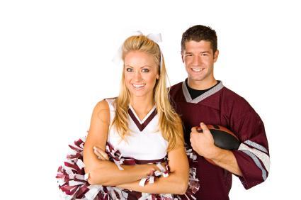 Male Cheerleaders