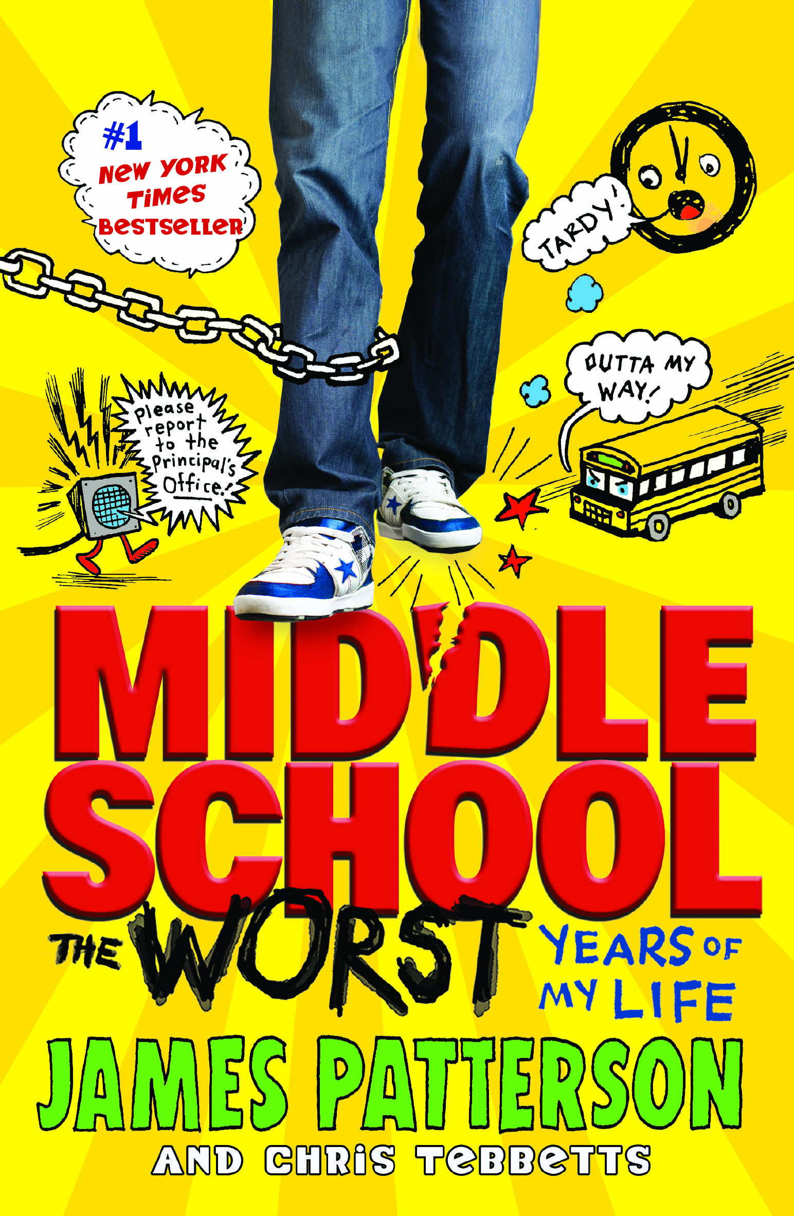 Review Of James Patterson S Middle School Books Lovetoknow