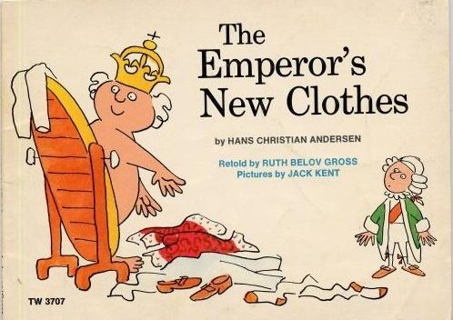 The Emperor's New Clothes: Preview Pack, Book & CD
