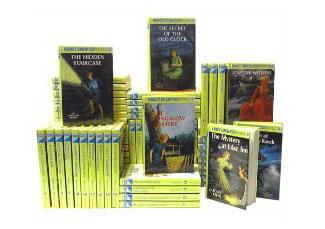 Nancy Drew Complete Series Set