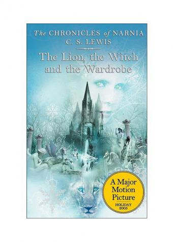 The Lion, the Witch and the Wardrobe book