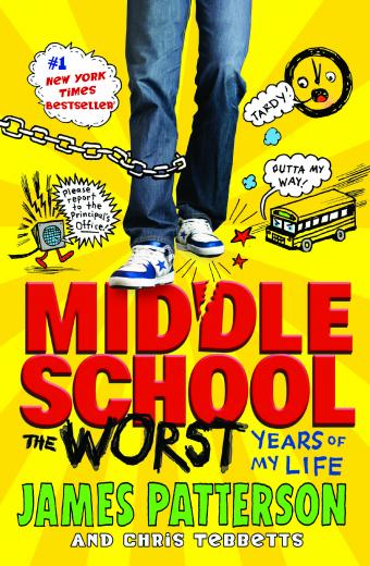 Review of James Patterson's Middle School Books