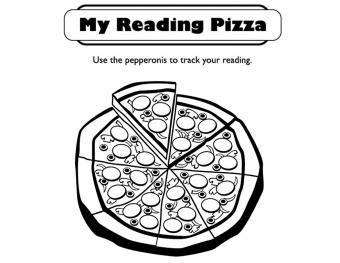 Reading pizza
