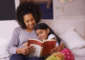 Mother Daughter Story Time