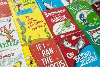 Dr. Seuss Children's books