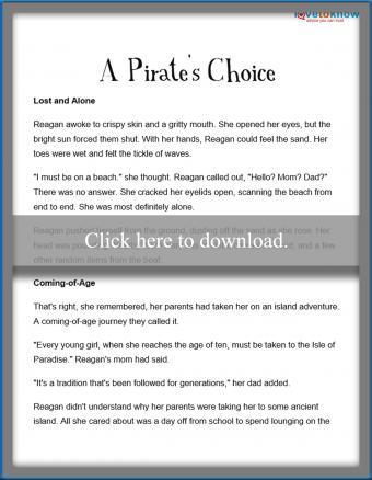 A Pirate's Choice