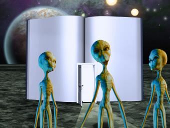 Free Stories About Aliens for Kids