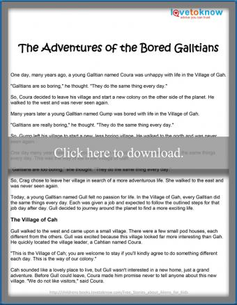 The Adventures of the Bored Galltians thumbnail