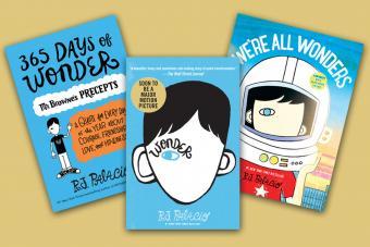 Wonder Book Characters