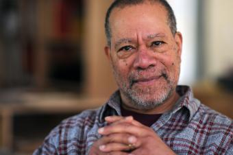 Jerry Pinkney Portrait
