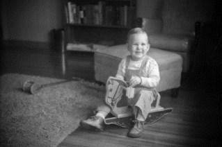 1950s toddler