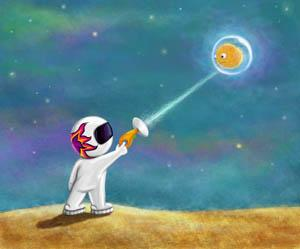 Great Science Fiction Books for Kids