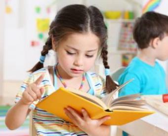 Beginning Books for Preschool Readers