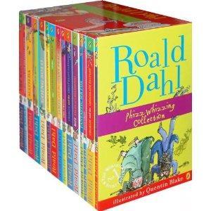 Dahl box set