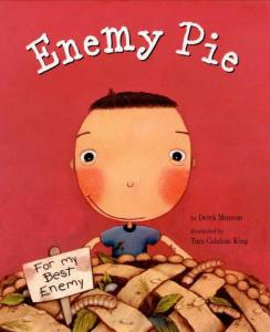 Enemy Pie book cover