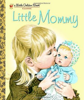 Little Mommy Little Golden Book