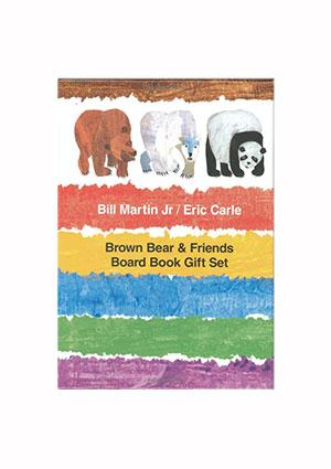 Brown Bear And Friends Board Book