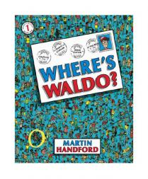 Where's Waldo book