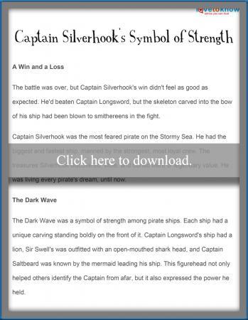 Captain Silverhook's Symbol of Strenth