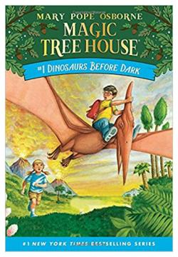 Magic Tree House Dinosaurs Before Dark
