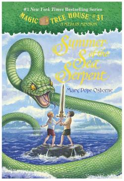 Magic Tree House Summer of the Sea Serpent