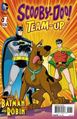Scooby-Doo! Team Up