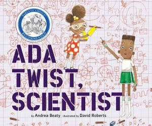 Ada Twist, Scientist Audio CD