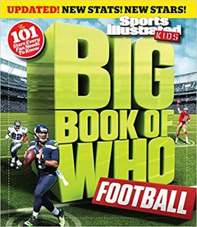 Big Book of Who: Football