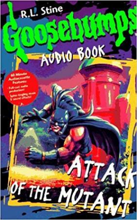 Attack of the Mutant audio book