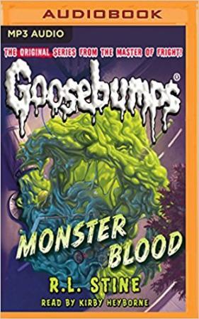 Monster Blood audio book