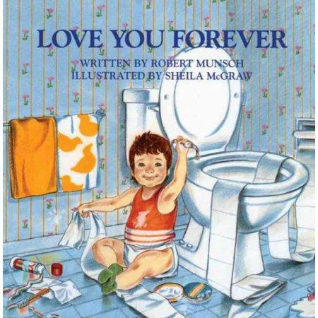 Love You Forever Book