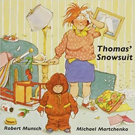 Thomas' Snowsuit Book