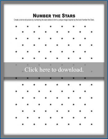 Number the Stars Worksheet
