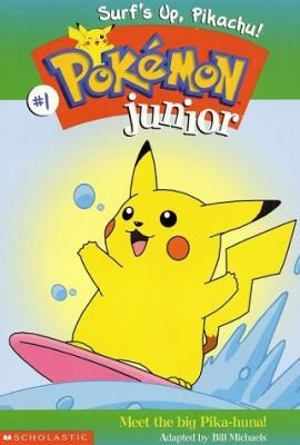 Surf's Up, Pikachu! (Pokemon Junior, No.1)