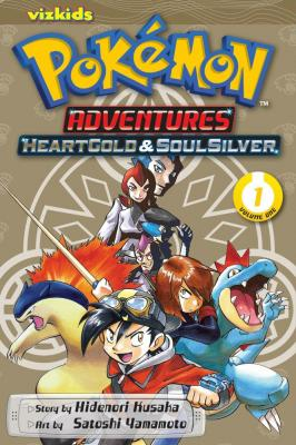 Pokemon Adventures: HeartGold & SoulSilver, Volume 1
